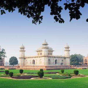Itimad-ud-daulah's Tomb Agra