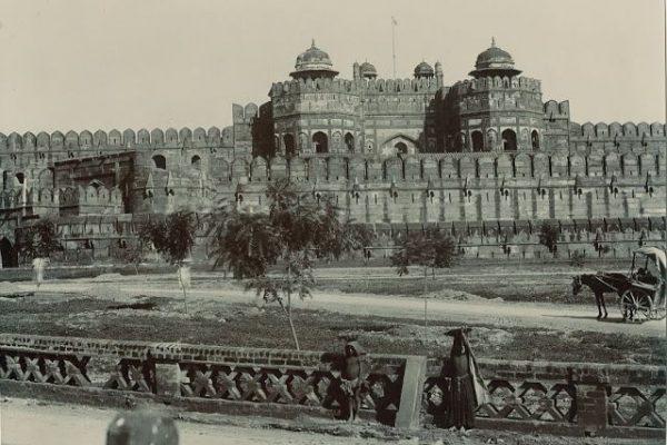 Agra History